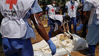 DRC discharges Ebola patient amid celebrations