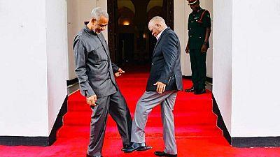 African presidents lead anti-coronavirus efforts