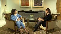 """""""Le changement commence par les femmes"""" : rencontre avec la journaliste Baria Alamuddin"""