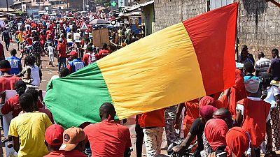 Une manifestation anti-Condé interdite en Guinée
