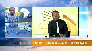 Gabon: health practitioners on strike [The Morning Call]