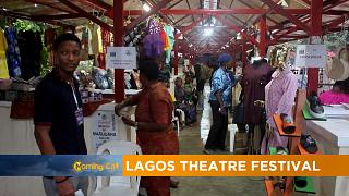 Nigéria : le Festival de théâtre de Lagos [Grand Angle]