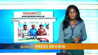 Au Togo, Agbéyomé Kodjo appelle à la résistance [Revue de Presse]