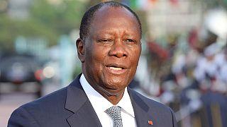 Ivorian president won't seek re-election in Oct. 2020 polls