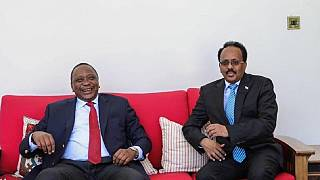 Kenya, Somalia leaders agree to ease recent tensions