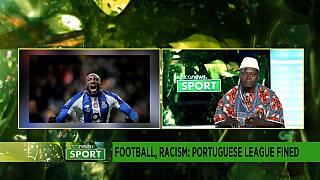 Football, racism: Portuguese league fined [Sports]