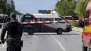Policeman killed as terrorists target U.S. embassy in Tunisia