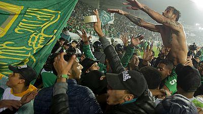 Covid-19 : les matchs à huis clos au Maroc