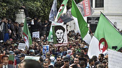 Algérie : une dizaine d'interpellations lors de la répression d'une marche antirégime