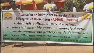Burkina faso : Les fonctionnaires contre l'austérité