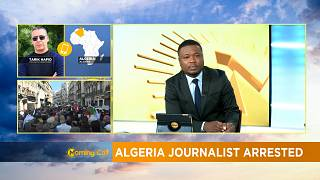Algerian journalist arrested by police [The Morning Call]
