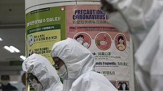 South Africa's coronavirus cases hit seven