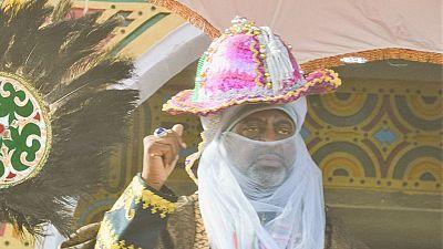Nigeria: un nouvel émir pour Kano en remplacement du célèbre Sanusi
