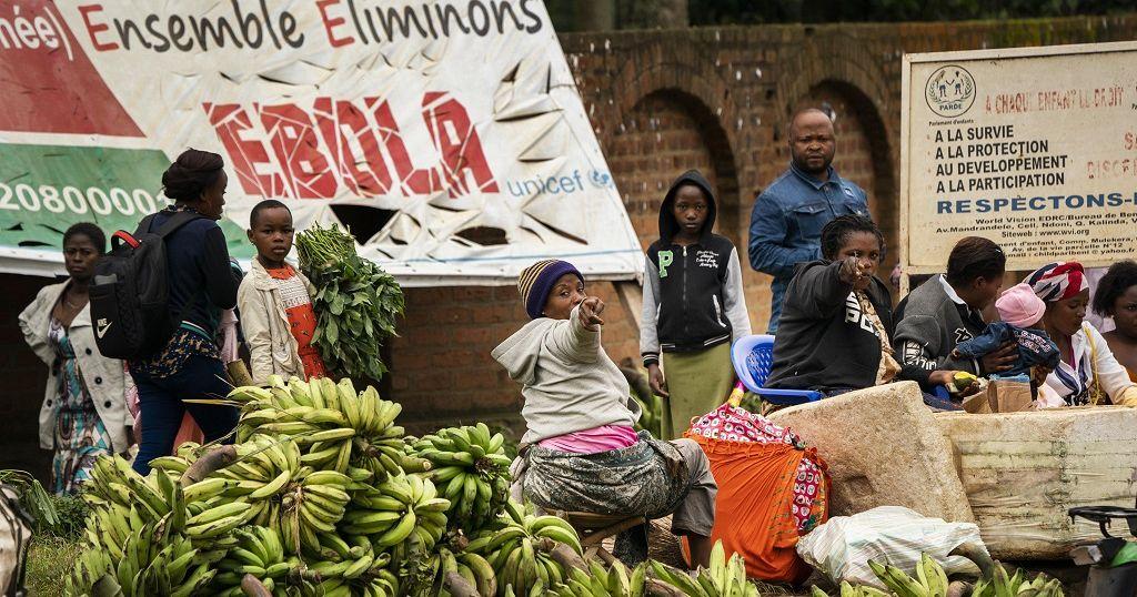 """Résultat de recherche d'images pour """"La RD Congo annonce """"une résurgence"""" du virus Ebola dans l'Est du pays"""""""