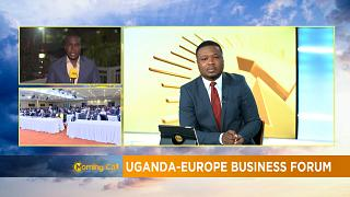 Uganda-Europe business forum [The Morning Call]