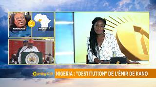Nigeria: Sanusi accepts removal as Emir [The Morning Call]