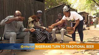 Nigeria : le choix de la bière traditionnelle [Grand Angle]