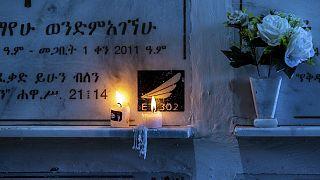 Loved ones visit site of Ethiopian ET 302 crash for anniversary event