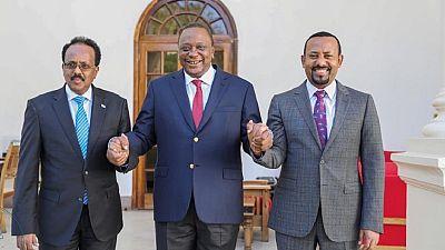 Différend frontalier : l'Ethiopie à la manoeuvre pour réconcilier le Kenya et la Somalie