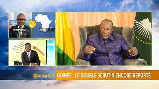 Guinée : le double scrutin encore reporté [The Morning Call]