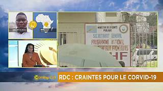 La RDC entre espoir pour ebola et craintes du covid-19 [The Morning Call]
