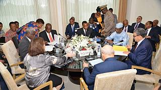 AU Contact Group on Libya meets in Congo Republic's Oyo