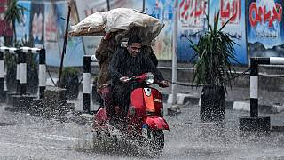 Egypt floods kill at least 5 in Cairo, other cities
