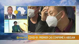 Premier cas de coronavirus confirmé à Abidjan [The Morning Call]