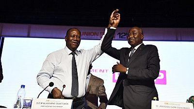Présidentielle 2020 en Côte d'Ivoire : et Alassane Ouattara désigna son dauphin