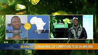 COVID-19: CAF competitions to go ahead despite risk of disease