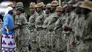 Afrique: des femmes «guerrières»