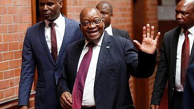 Afrique du Sud : la Cour rejette la tentative de Zuma de mettre fin au procès pour corruption