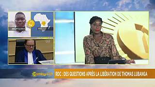 DRC: ex-militia leader Thomas Lubanga freed [The Morning Call]