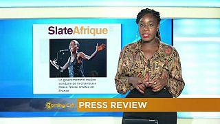 Le Gouvernement malien solidaire de Rokia Traoré [Revue de Presse]