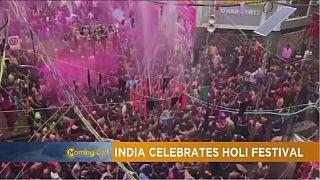 L'Inde célèbre l'arrivée du Printemps [Grand Angle]