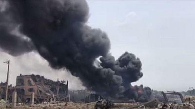 Explosion au Nigeria : plus de 3 milliards de CFA pour les victimes