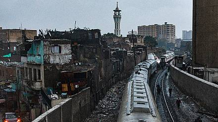 13 injured as trains collide in Cairo [No Comment]