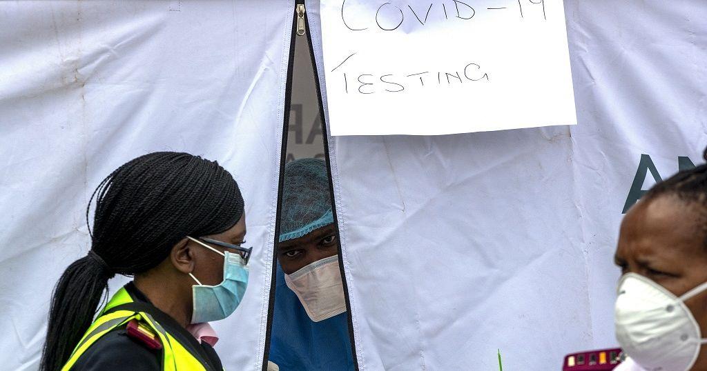 Coronavirus: Buhari meets VP, Task Force; speaker warns Chinese envoy    Africanews