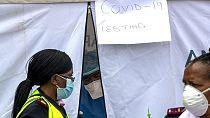 Coronavirus: Nigerian showbiz couple arrested, Chinese medical aid slammed
