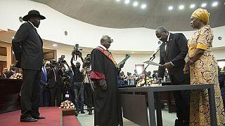 Soudan du sud : le nouveau gouvernement prête serment