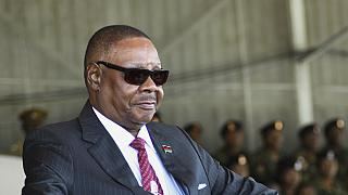 Malawi president rejects vote reform bill, backs embattled election chiefs