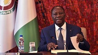 Côte d'Ivoire : révision constitutionnelle adoptée par le Parlement