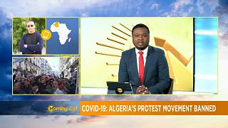 COVID-19: Algeria ban protests, suspends air travel [The Morning Call]