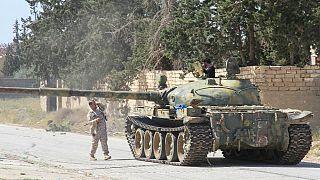 Libye : cinq civils tués dans des bombardements (ministère)