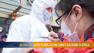 Combating coronavirus the China way in Africa [The Morning Call]