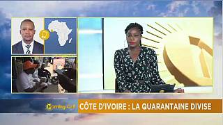 Ivory Coast quarantine controversy [The Morning Call]