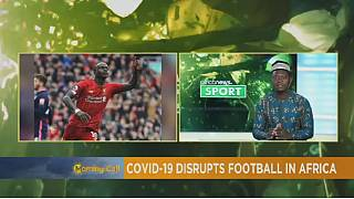 Covid-19 disrupts sporting activities in Africa