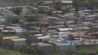 South Africa's poor fear spread of COVID-19 due to living conditions
