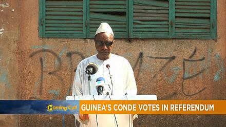 Guinea's contested referendum marred by violence [The Morning Call]