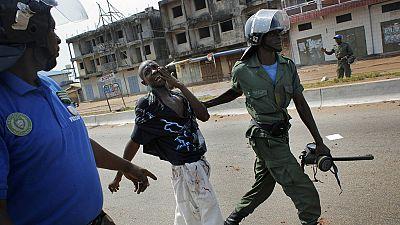 Guinée : nouveaux heurts à Conakry au lendemain d'un vote sous tension